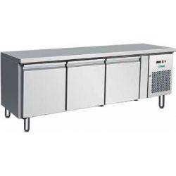 Tavolo refrigerato ventilato Forcar G-UGN3100TN