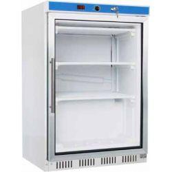 Armadio refrigerato statico ECO capacità 130 lt temperatura -18° -22°C Forcar mod. EF200G