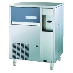 fabbricatore di ghiaccio a cubetti pieni IW90