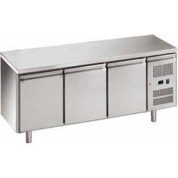 Tavolo refrigerato gastronomia ventilato FORCOLD G-GN3100BT-FC