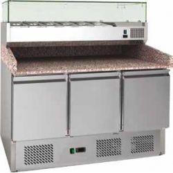 Saladette refrigerata statica FORCOLD S903-FC
