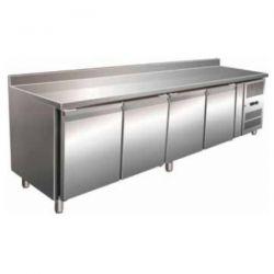 Tavolo refrigerato gastronomia snack ventilato Forcar G-SNACK4200TN