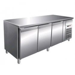Tavolo refrigerato per pasticceria ventilato Forcar G-PA3100TN