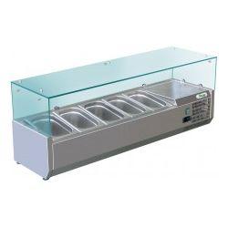 Vetrina refrigerata statica Forcar G-RI12033V