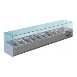Vetrina refrigerata statica Forcar G-RI18033V