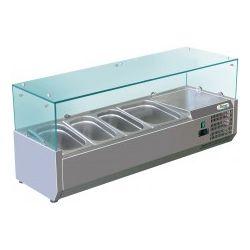 Vetrina refrigerata statica Forcar G-RI12038V