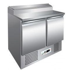 Saladette refrigerata statica capacità n.5 gn1/6 Forcar mod. PS200