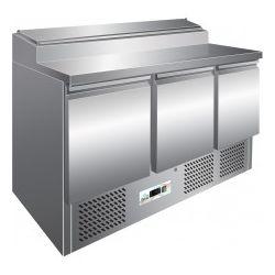 Saladette refrigerata statica capacità n.8 gn1/6 Forcar mod. PS300