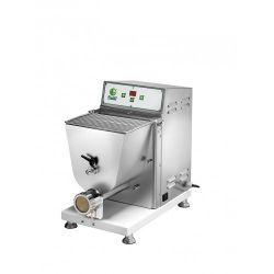 Macchina per pasta fresca professionale con bocca di estrusione raffreddata ad acqua produzione oraria 13 Kg/h Fimar PF40E