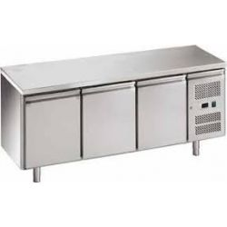 Tavolo refrigerato gastronomia snack ventilato ForCold G-SNACK3100TN-FC
